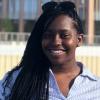 Brittany Amadi CIRP REU Student