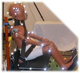 6 year old ATD - crash test dummy - CHOP