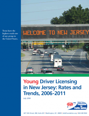 Teen Driver Safety Report