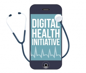 Digital Health Initiative graphic -- CIRP