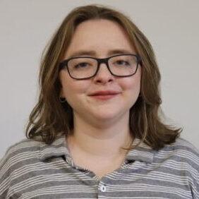 Kendall Seigworth CIRP REU Alumna