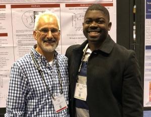 Dr. Cohen & Gabriel Nah | REU