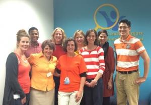 Wear Orange for National Gun Violence Awareness Day
