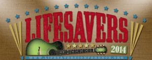 Lifesavers conference 2014 logo