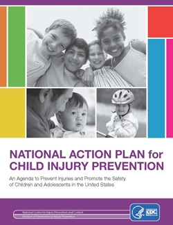 National Action Plan Child Injury Prevention Cover