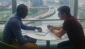 peer mentoring at CIRP