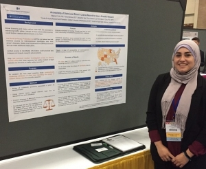 Rania Mansour_CIRP Epidemiology Trainee