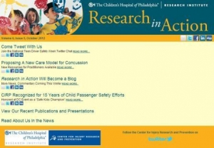 Research in Action CIRP Newsletter Archive