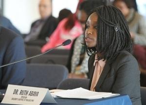 Dr. Ruth Abaya testimony