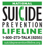 suicide prevention lifeline number
