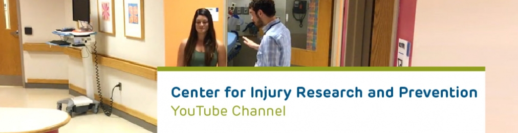 Injury Research In Action YouTube Channel