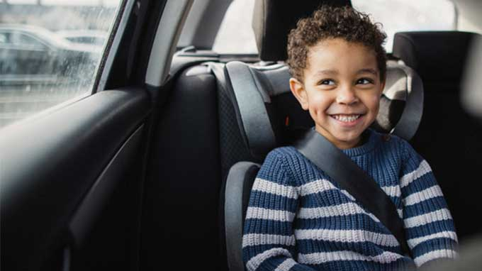 Child Passengers and Autonomous Vehicles: An International Perspective